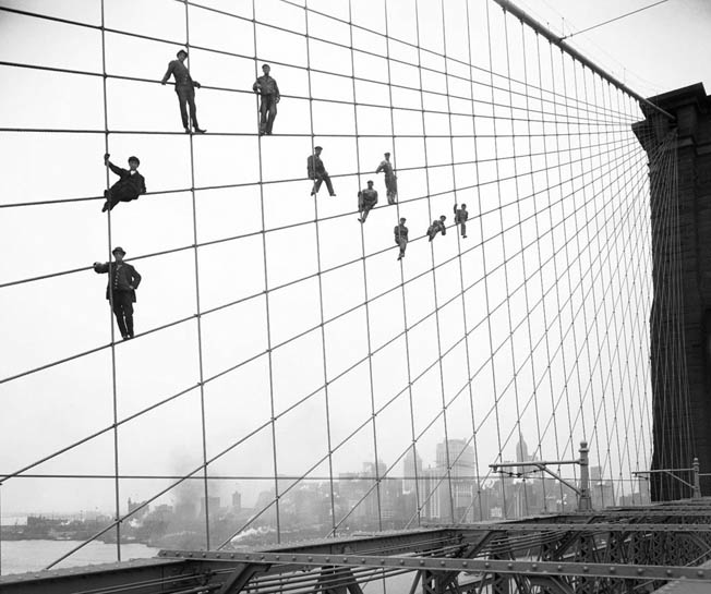 Fotos historicas de Nova Iorque (3)