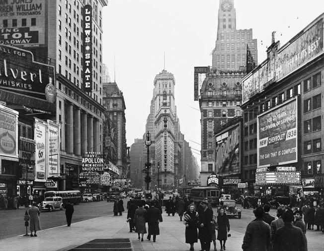 Fotos historicas de Nova Iorque (7)