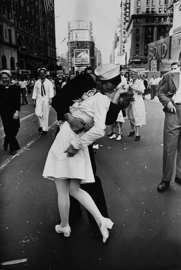 Dia dos Namorados - Alfred Eisenstaedt