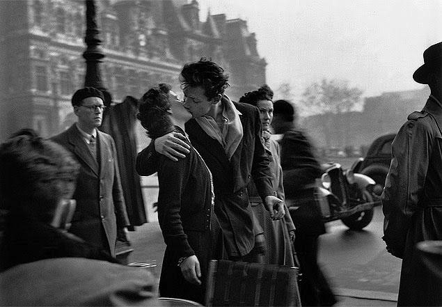 Dia dos Namorados - Robert Doisneau