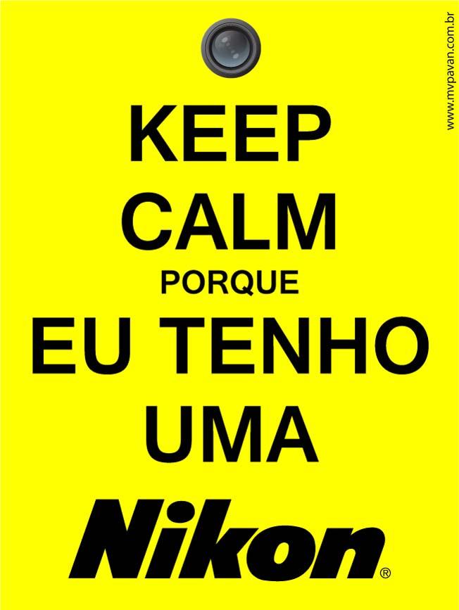 Keep Calm Nikon