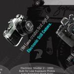 Infográfico : Evolução da Câmera e Fotografia