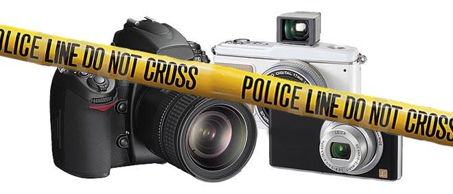Sites que ajudam a recuperar câmeras roubadas e perdidas