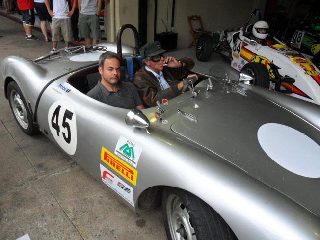 Autódromo de Interlagos | Spyder 550 Zullino