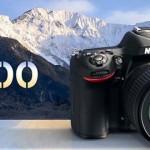 Nikon lança sua nova câmera DSLR D7100