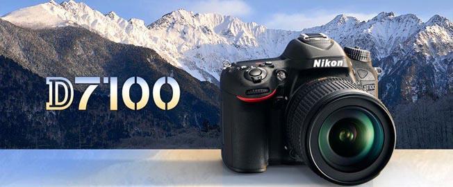 Lancamento Nikon DSLR D7100