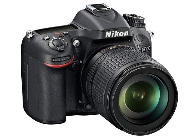 Nikon D7100 nova camera (1)