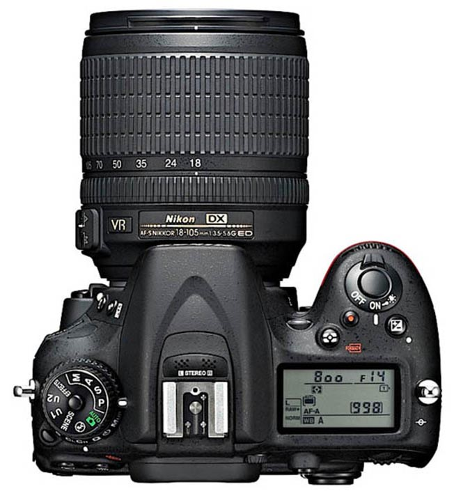 Nikon D7100 nova camera (3)