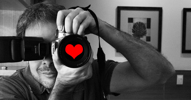 Motivos para não namorar um fotógrafo