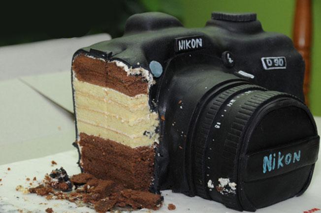 NHAMI! 35 modelos de bolos e cupcakes para fotógrafos!