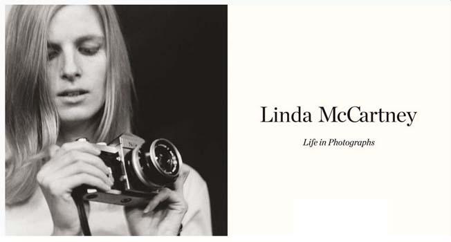 Livro fotográfico de Linda McCartney ganha versão digital