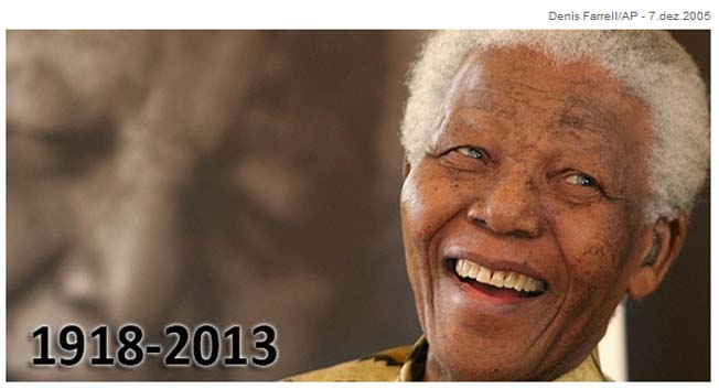 Morre Nelson Mandela. Veja 10 fotos que revelam mais sobre Madiba