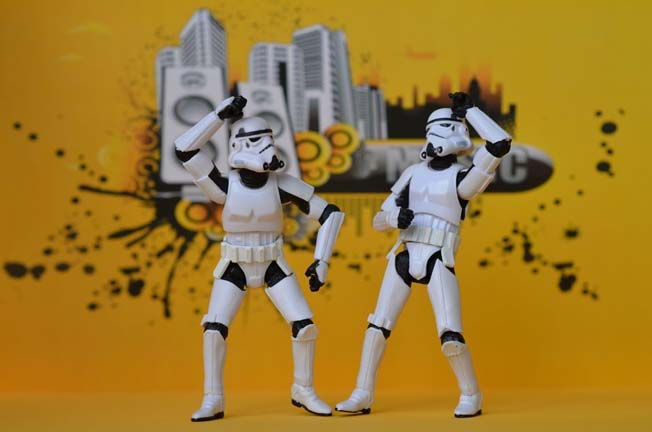 Stormtroopers Star Wars (2)