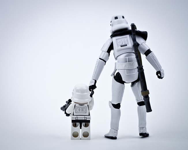 Stormtroopers Star Wars (5)