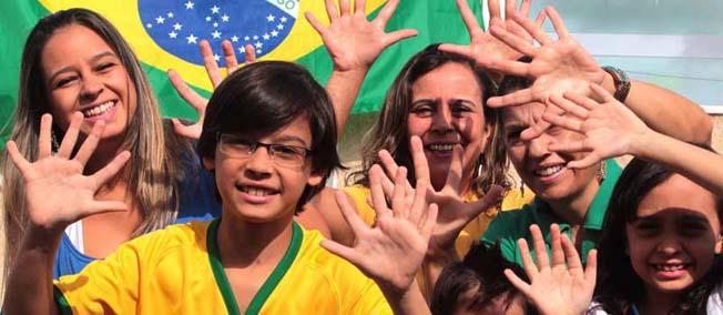 Foto perturbadora Copa 2014