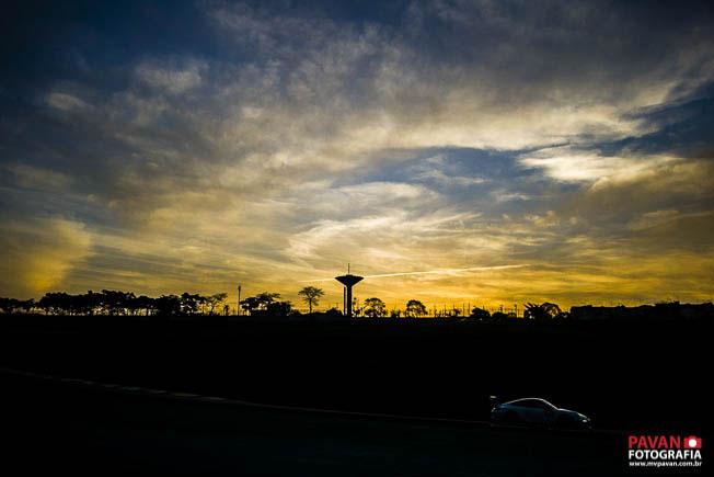 Trabalho em foco: Porsche GT3 Cup Challenge (3ª etapa 2014)