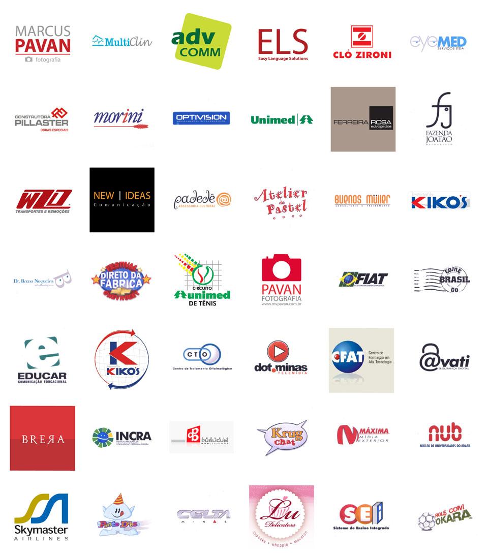 Pavan Design Porfolio - Criacao Marca logotipo