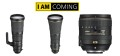Nikon lança 3 super lentes: 16-80mm, 500mm e 600mm