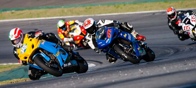 Principais Trabalhos Superbike Brasil