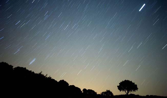 Fotografar Eventos Cosmicos Estrelas Meteoros