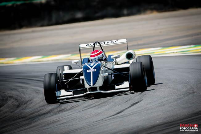 Pedro Piquet Campeão Formula 3 Interlagos - Pavan Fotografia