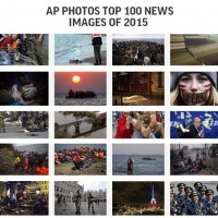 As 100 melhores fotos produzidas pela AP em 2015