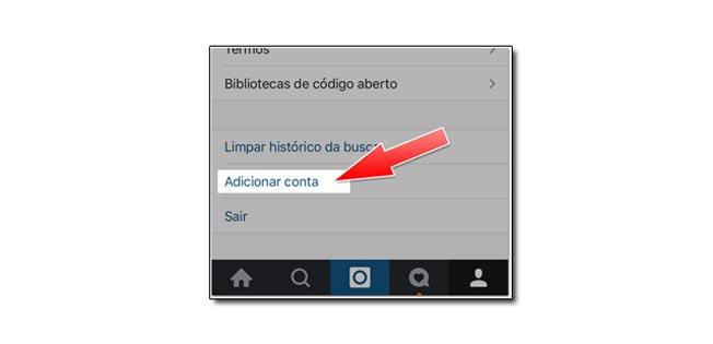 Instagram Adicionar Conta (3)