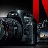 Saiba tudo sobre a nova câmera da Canon: 5D Mark IV