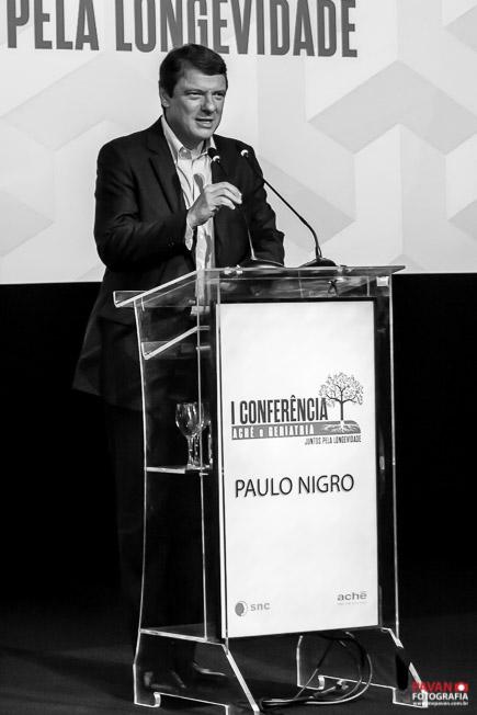 Aché Laboratórios Fotos Presidente Paulo Nigro