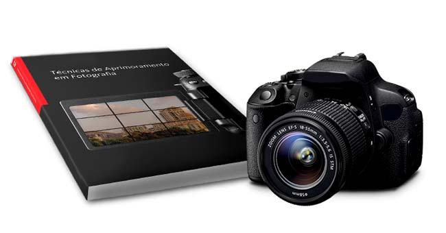 Livro tecnicas dicas Fotografia Canon