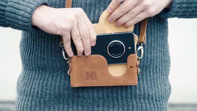 Câmera Celular Kodak Ektra Smartphone