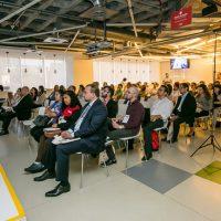 Trabalho em foco: Virada da Mobilidade (cobertura evento corporativo)