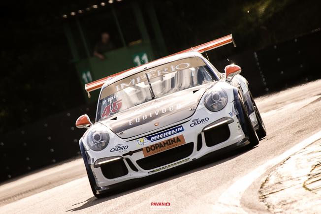 Porsche Império GT3 Carrera Cup